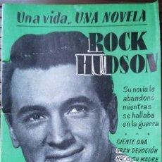 Cine: UNA VIDA UNA NOVELA ROCK HUDSON Nº9. Lote 254056700