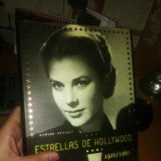 Cine: ESTRELLAS DE HOLLYWOOD. 1920/1960. ANDREA FERRATI. Lote 261157680