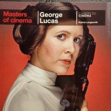 Cine: STAR WARS - GEORGE LUCAS - MASTERS OF CINEMA - LIBRO - LA GUERRA DE LAS GALAXIAS - NO USO CORREOS. Lote 261601590