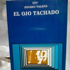 Cine: JENARO TALENS. EL OJO TACHADO . CÁTEDRA. Lote 262011285