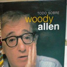 Cine: AIXALA. TODO SOBRE WOODY ALLEN .EDICIONES DEL PRADO. Lote 262011605