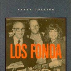 Cine: LOS FONDA. UNA DINASTIA DE HOLLYWOOD. PETER COLLIER... Lote 262695280