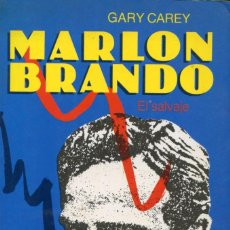 Cine: MARLON BRANDO, EL SALVAJE. GARY CAREY.. Lote 262699130