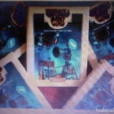 Cine: HISTORIA DEL CINE. 5 TOMOS. EUROCIBER 1994. TAPA DURA CON SOBRECUBIERTA. 3400 GRAMOS. Lote 267356704
