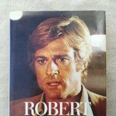 Cine: ROBERT REDFORD - 1982 - DAVID DOWNING - W.H. ALLEN, LONDON - PJRB. Lote 268449934