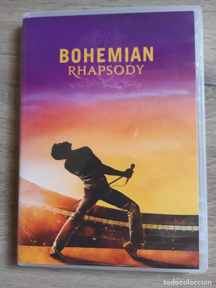 BOHEMIAN RHAPSODY - PELICULA EN DVD (Cine - Biografías)