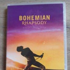 Cinéma: BOHEMIAN RHAPSODY - PELICULA EN DVD. Lote 268726744