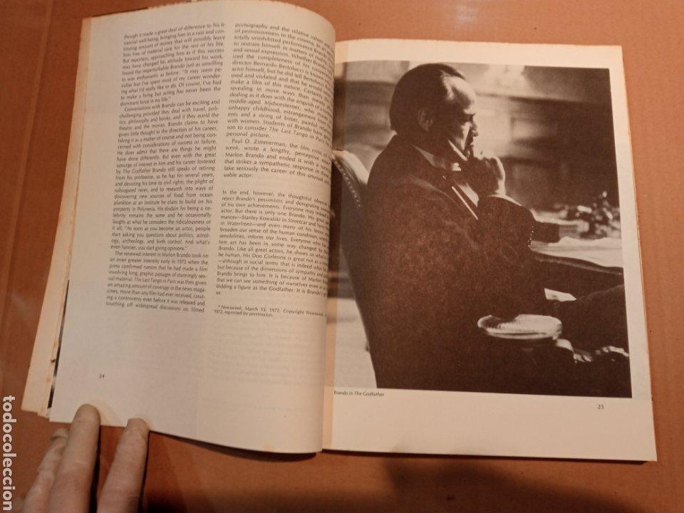 Cine: THE FILMS OF MARLON BRANDO TONY THOMAS LIBRO - Foto 4 - 275515288