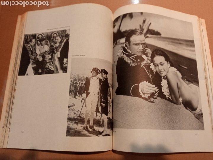 Cine: THE FILMS OF MARLON BRANDO TONY THOMAS LIBRO - Foto 5 - 275515288