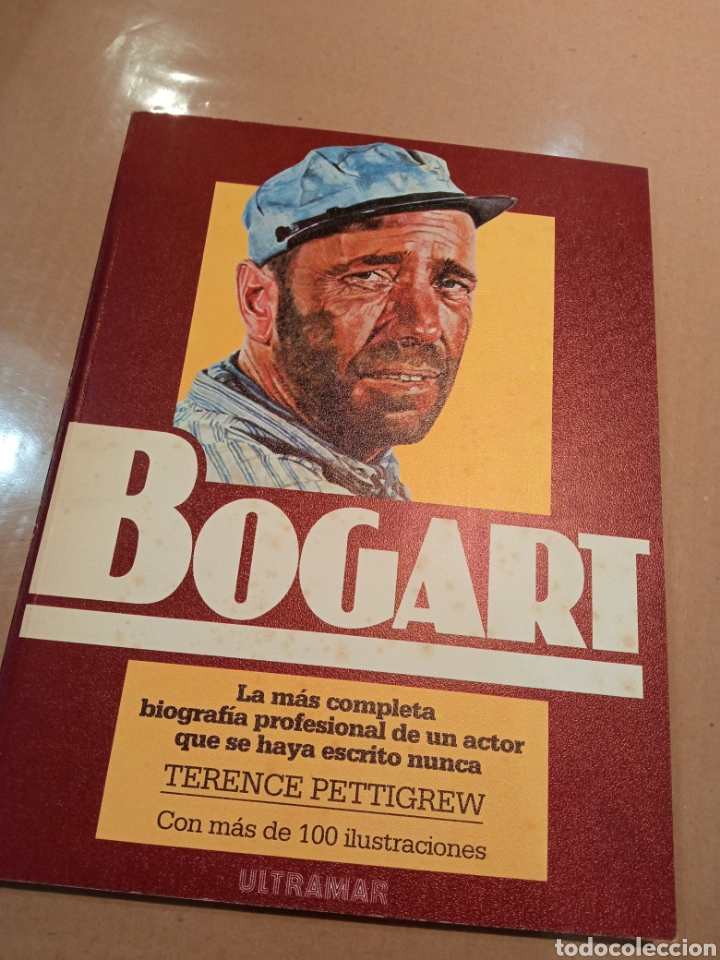 Cine: HUMPHREY BOGART TERENCE PETTIGREW LIBRO - Foto 2 - 275515573