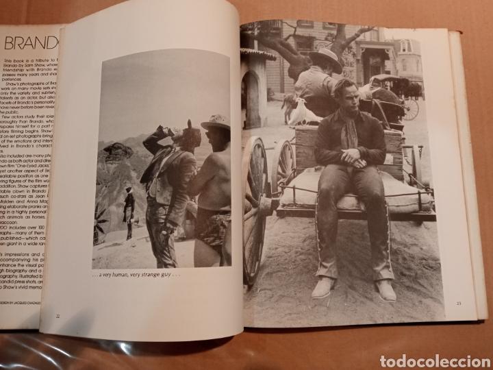 Cine: BRANDO IN THE CAMERA EYE SAM SHAW LIBRO MARLON BRANDO - Foto 2 - 275515648
