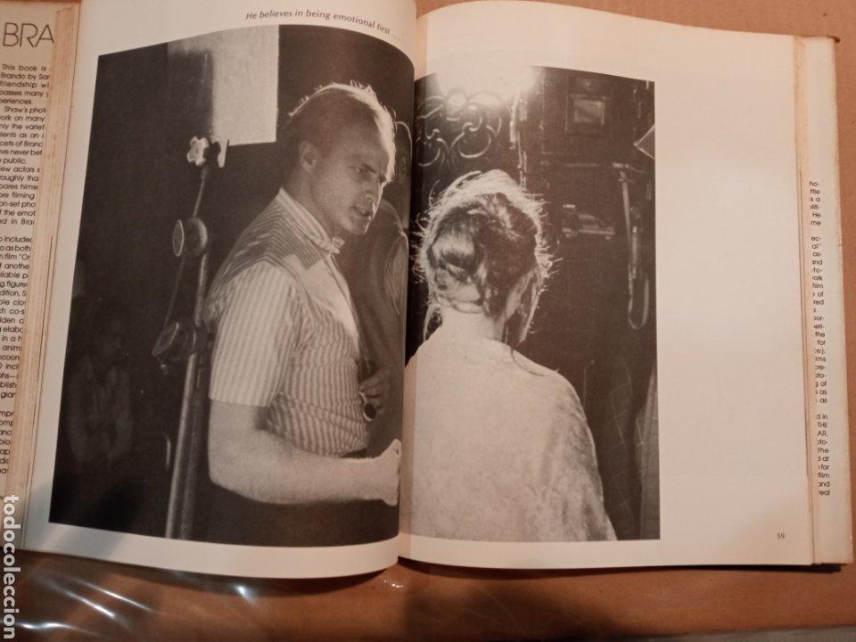 Cine: BRANDO IN THE CAMERA EYE SAM SHAW LIBRO MARLON BRANDO - Foto 4 - 275515648