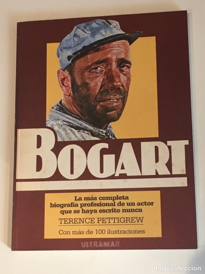 HUMPHREY BOGART TERENCE PETTIGREW LIBRO (Cine - Biografías)