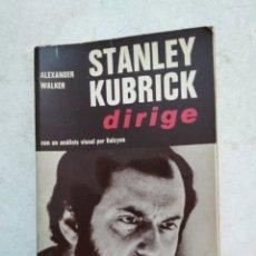 Cine: STANLEY KUBRICK DIRIGE. Lote 277198733