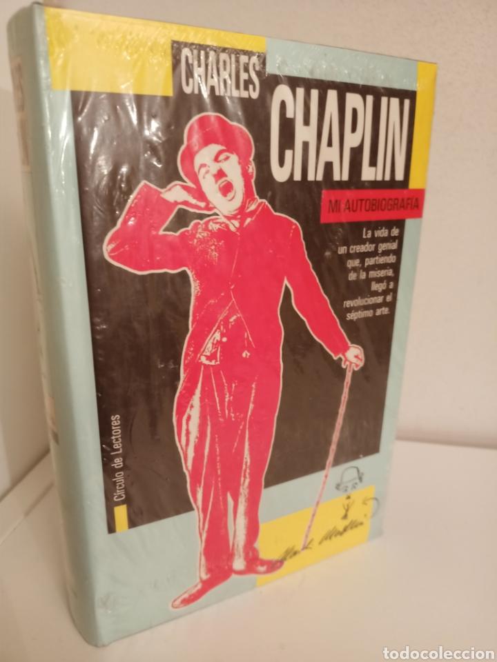 CHAPLIN, MI AUTOBIOGRAFIA, CINE / CINEMA, CIRCULO DE LECTORES, 1986 (Cine - Biografías)