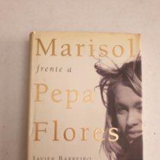 Cine: MARISOL FRENTE A PEPA FLORES. 1 EDICIÓN 1999. Lote 285547928