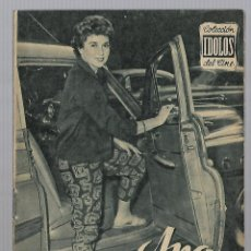 Cine: 1508- COLECCIÓN ÍDOLOS DEL CINE. Nº 18. ANA MARISCAL. 1958. Lote 285618083