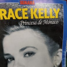 Cine: GRACE KELLY. PRINCESA DE MÓNACO. SEMANA. Lote 286151288