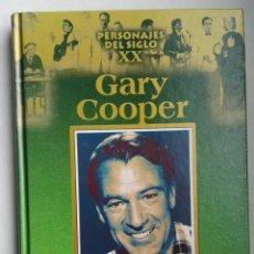 Cine: GARY COOPER PERSONAJES DEL SIGLO XX. Lote 287538188