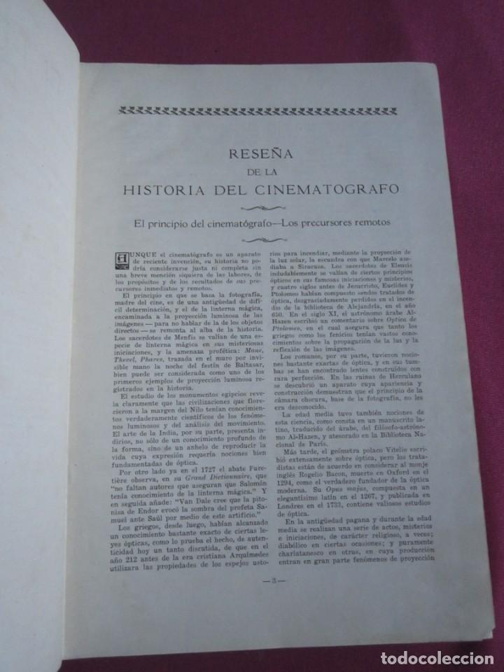 Cine: EL LIBRO DE ORO DEL CINE MUDO 240 FOTOGRAFIAS DE ACTORES NEW YORK 1926 - Foto 2 - 288220863