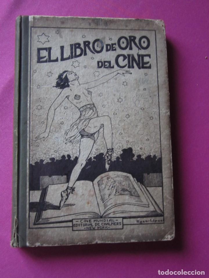 Cine: EL LIBRO DE ORO DEL CINE MUDO 240 FOTOGRAFIAS DE ACTORES NEW YORK 1926 - Foto 13 - 288220863