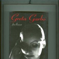 Cine: GRETA GARBO. EL DOLOR DE LA ESFINGE. JOAN BENAVENT. EDIT.LETRAS E IMAGOS. BARCELONA MEMORIA. 2003.. Lote 288307183