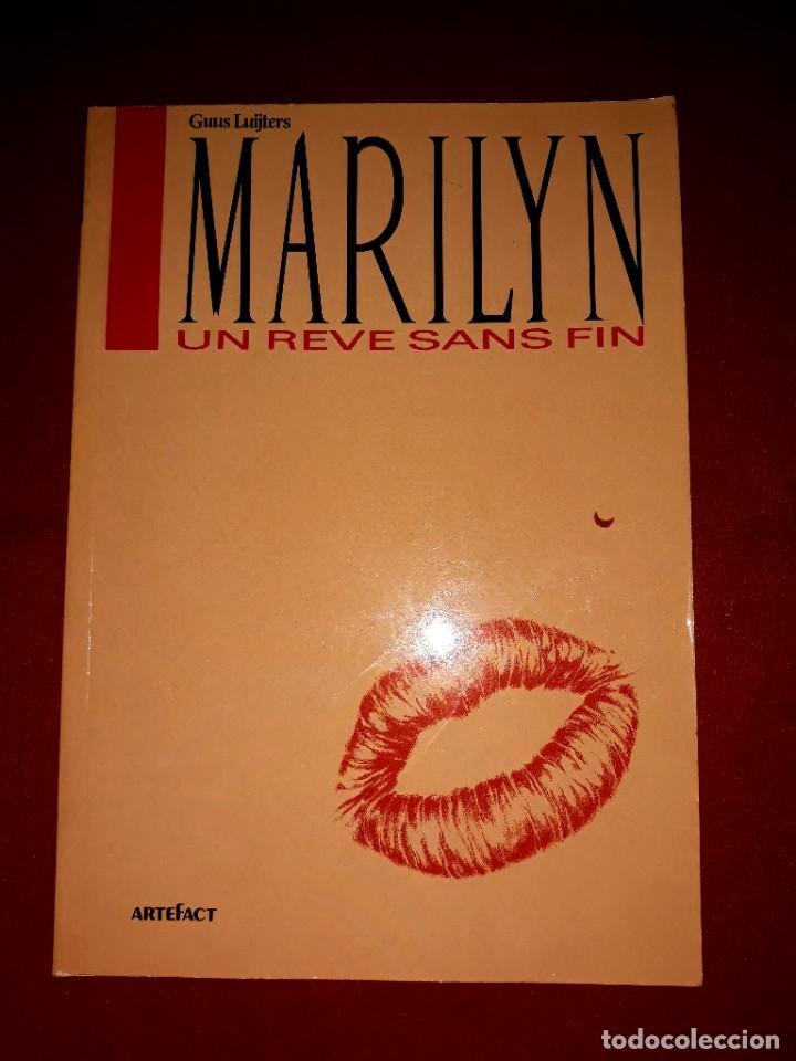 MARILYN UN REVE SANS FIN ARTEFACT 1985 ( 600 FOTOS, FILMOGRAFIA Y DISCOGRAFIA COMPLETA) (Cine - Biografías)