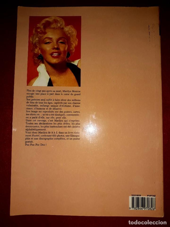 Cine: Marilyn Un Reve sans Fin Artefact 1985 ( 600 fotos, Filmografia y Discografia completa) - Foto 5 - 288358783