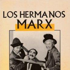 Cine: LOS HERMANOS MARX - AGUSTÍ DE MIGUEL - EDIMAT - 1998. Lote 288407163
