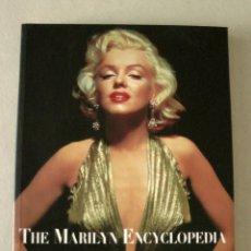 Cine: THE MARILYN ENCYCLOPEDIA ADAM VICTOR BIOGRAFIA. Lote 291237043