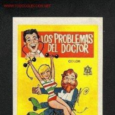 Cine: LOS PROBLEMAS DEL DOCTOR. Lote 938126
