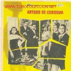 Cine: PROGRAMA DE CINE: CENA DE MATRIMONIOS. Lote 97515