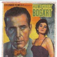 Cinema: SIROCO BOGART PM913. Lote 18777469