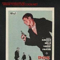 Cinema - JANO - DOS CARAS DEL DESTINO - 702661