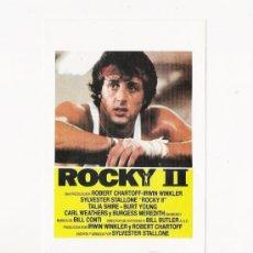 Cine: ROCKY II, PROGRAMA DE MANO. Lote 40675379