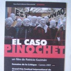 Cine: EL CASO PINOCHET - DOCUMENTAL. Lote 3918521