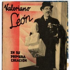 Cine: ES MI HOMBRE PROGRAMA DOBLE CIFESA CINE ESPAÑOL VALERIANO LEON BENITO PEROJO. Lote 12741062