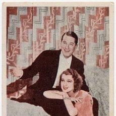 Folhetos de mão de filmes antigos de cinema: UNA HORA CONTIGO TARJETA PARAMOUNT JEANETTE MACDONALD MARICE CHEVALIER. Lote 7016424