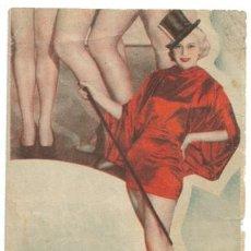 Cine: VAMPIRESAS 1936 PROGRAMA DOBLE WARNER DICK POWELL ADOLPHE MENJOU DICK POWELL GLORIA STUART. Lote 4128144