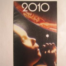 Folhetos de mão de filmes antigos de cinema: FOLLETO DE MANO ORIGINAL - 2010 ODISEA DOS - KEIR DULLEA. Lote 4158496