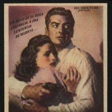 Cinema - P-5156- EL BESO DE LA MUERTE (Kiss of Death) (CINE NIZA - VIGO) Victor Mature - Richard Widmark - 115509266