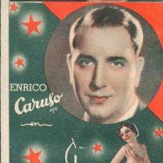 Cine: EL CANTANTE DE NAPOLES. Lote 26730187