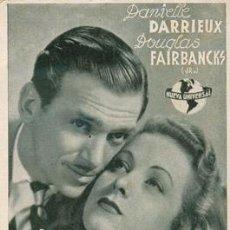 Cine: LA SENSACION DE PARIS. Lote 26752256