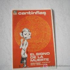 Cine: EL SIGNO DE LA MUERTE. CANTINFLAS. . Lote 11688109