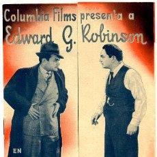 Cine: PASAPORTE A LA FAMA , METRO , DOBLE , S1221. Lote 19384869