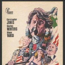 Cine: P-0203- EL PRESIDENTE (WILD IN THE STREETS) SHELLEY WINTERS - CHRISTOPHER JONES - DIANE VARSI. Lote 19870045