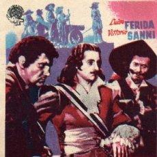 Cine: EL HIJO DEL CORSARIO ROJO. Lote 27513065