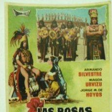 Cine: + LAS ROSAS DEL MILAGRO. PELICULA MEXICANA,. Lote 8190069