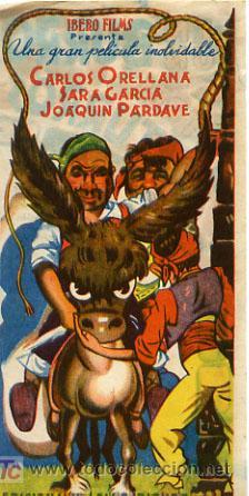 en un burro tres baturros