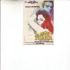 Cine: LA MUJER PERDIDA-SIN PROPAGANDA.SARA MONTIEL-.. Lote 24833367